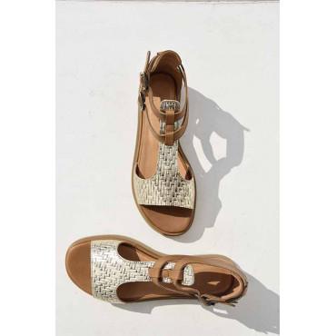 Sandales arum Minka Design